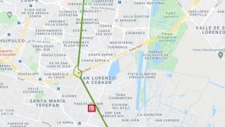 Actulización de ruta 39 B Bosque de Nativitas - ESIME Culhuacán